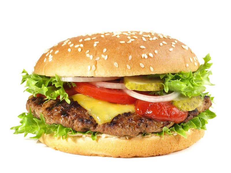 Cheeseburger Deluxe Image