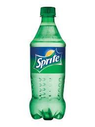 Bottle of Soda 20 oz. Image