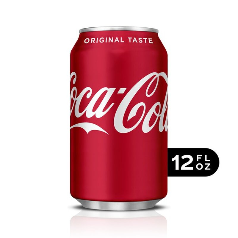 Can of Soda Image