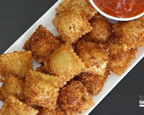Fried Raviolis Image