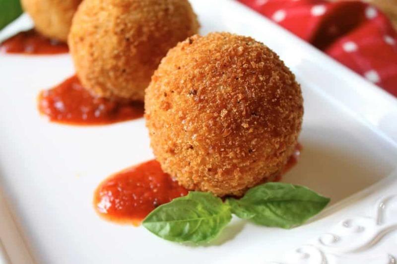 Rice Ball Image