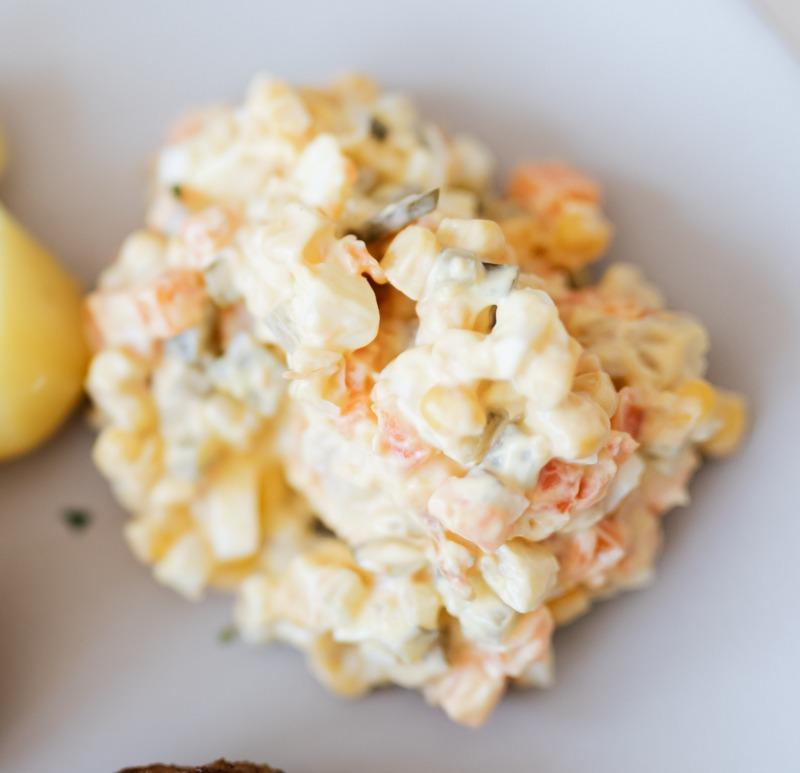 Picnic Style Potato Salad