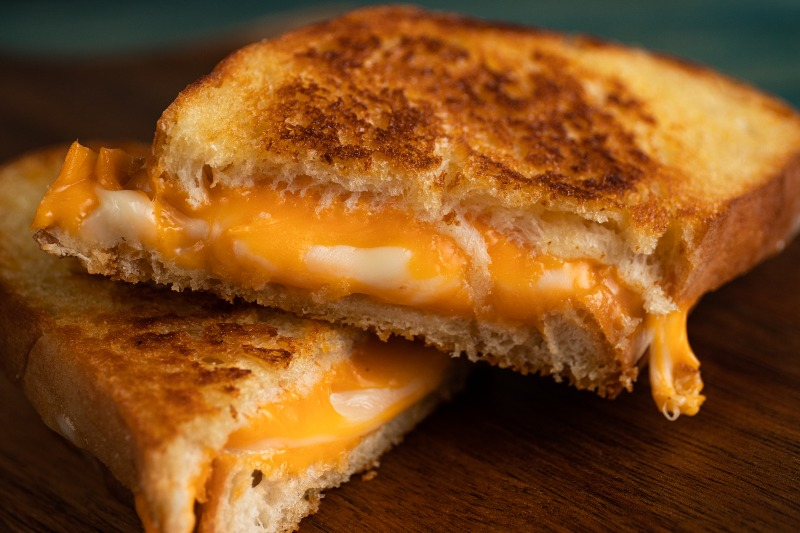 Grilled Cheese Kids Meal
