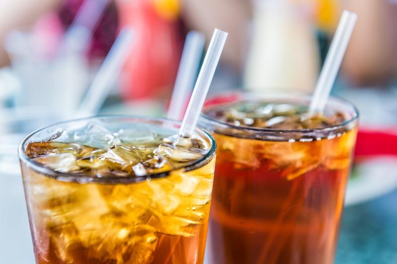 24 oz Iced Tea - Sweetened
