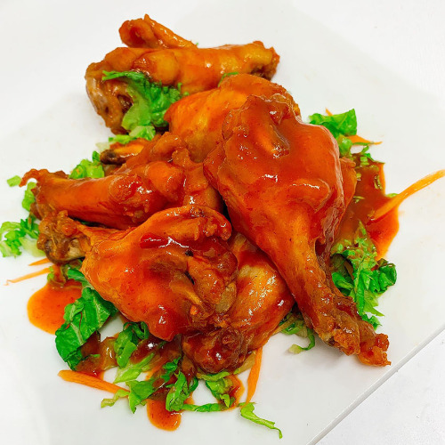 Thai Chicken Wings (6 Pcs) Image