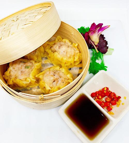 Aroma Homemade Dumplings (4 Pcs) Image