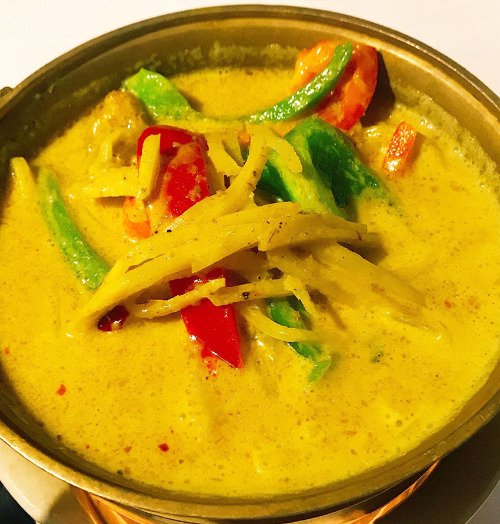 Thai Yellow Curry Image