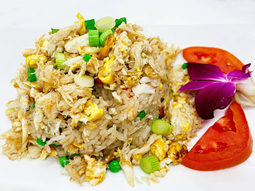 Aroma Crab Fried Rice