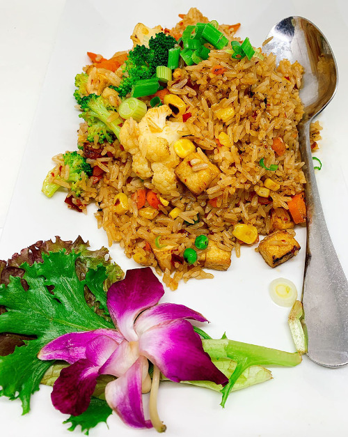 Chili Garlic Fried Rice Image