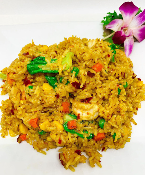 Curry Fried Rice Image