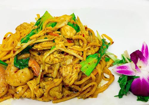 Singapore Noodles Image