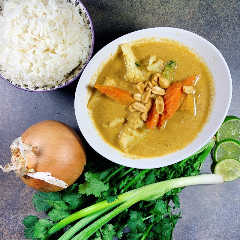 Thai Massaman Curry Image