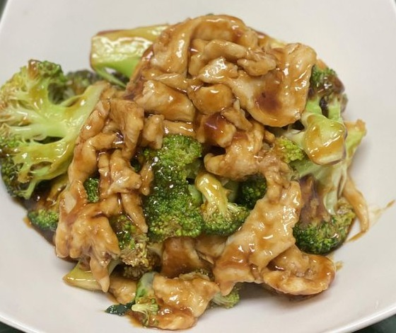 Chicken with Broccoli Image