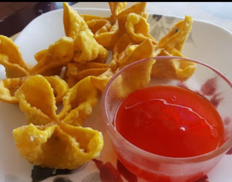 Crab Meat Cheese Wontons (8 pcs) Image