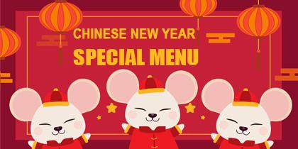 202 Chinese New Year Menu