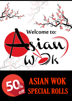 Asian Wok - Tuckerton
