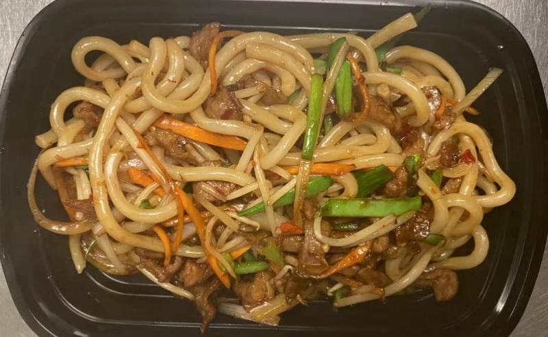 Firecracker Udon Noodle