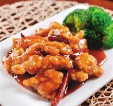 C 2. General Tso's Chicken