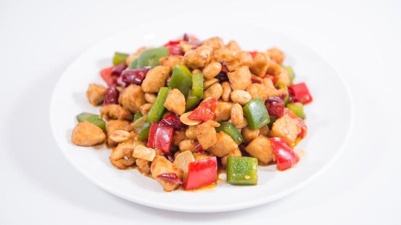 C 5. Kung Pao Chicken