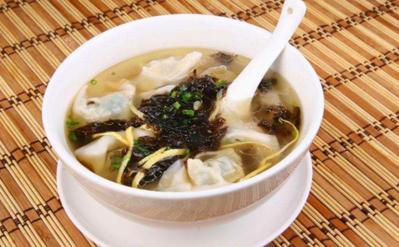SP 3. Wonton Soup