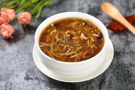 SP 2. Hot & Sour Soup Image
