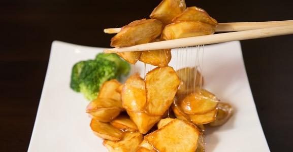 E 1. Sugar Glazed Sweet Potato Image
