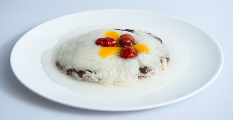 E 3. Eight Treasury Sticky Rice Image
