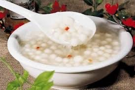 E 4. Mochi Ball in Chinese Sweet Rice Wine Image