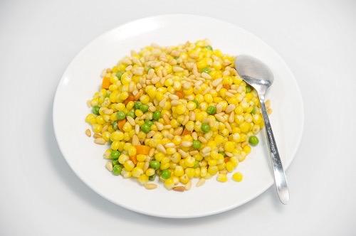 E 5. Pine Nut Baby Corn