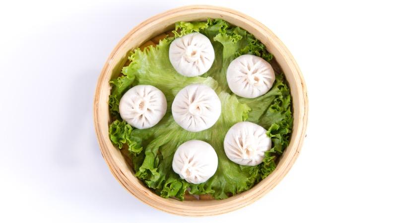 D15. Steamed Pork Soup Dumpling (6pcs) Image