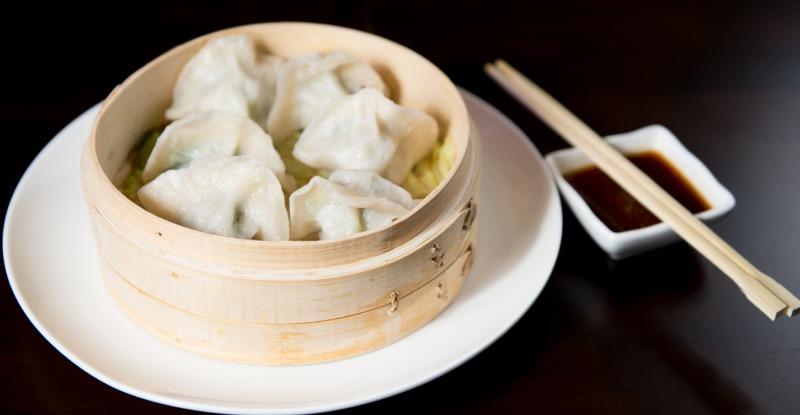 D 8. Steamed Pork Dumpling