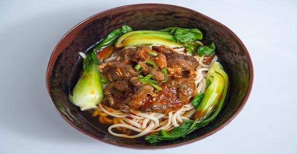 N 8. Braised Beef Noodle Soup Image