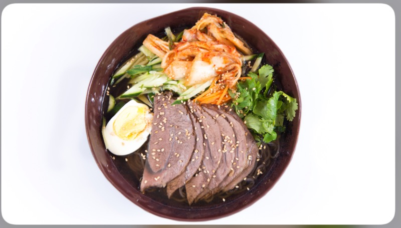 N12. Cold Buckwheat Noodles Image