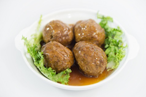 M 7. Chinese Style Braised Meat Ball
