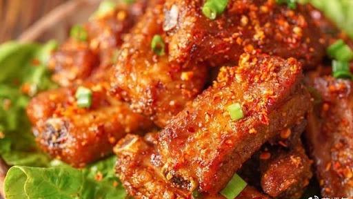 M20. Pork Ribs Garlic Cumin Image