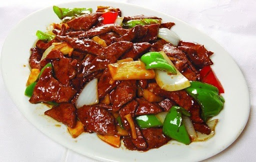 M24. Sauteed Pig's Liver Slices Image