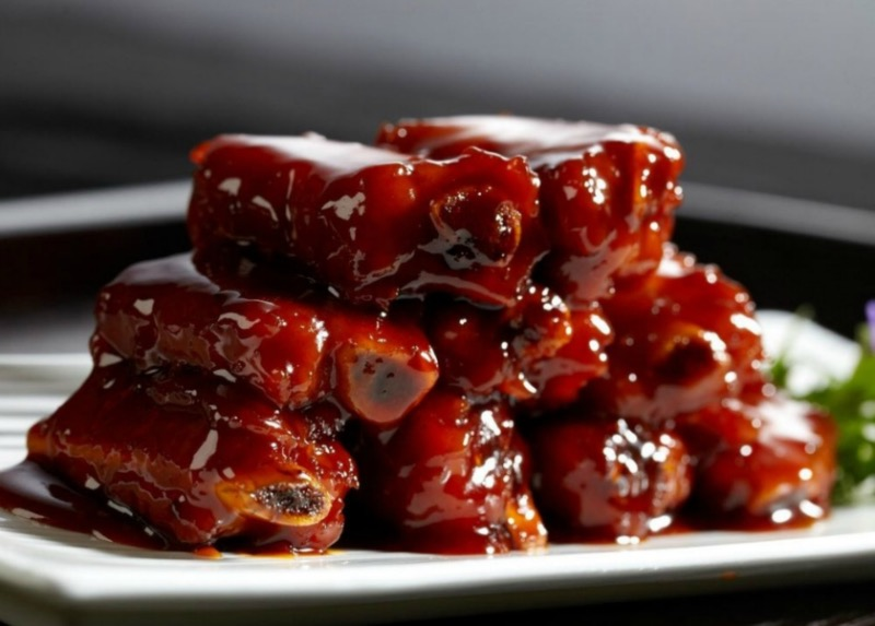 M22. Sweet & Sour Pork Ribs Image