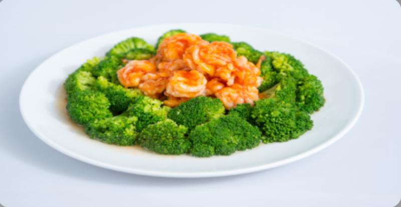 S 2. Sweet & Sour Shrimp