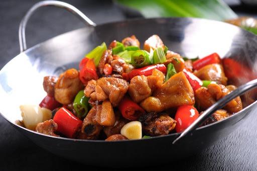 P10. Griddle Spicy Chicken Image