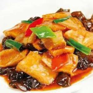 V 2. Tofu Home Style