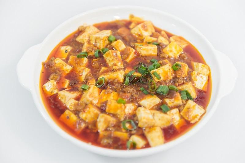 V 1. Ma Po Tofu