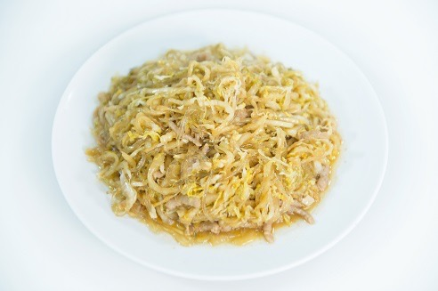 V 3. Sauteed Pickled Cabbage w. Vermicelli & Pork Image