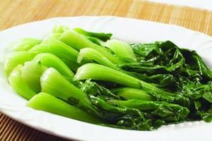 V 8. Sauteed Baby Cabbage w. Garlic Image