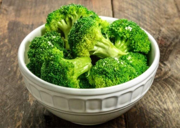 Side Steamed Broccoli Image