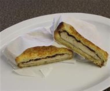 Chicken Melt Sandwich (Grilled) Image
