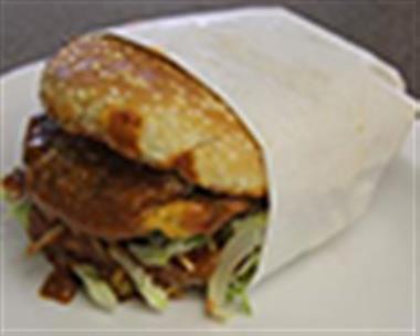 Chili Cheeseburger Image