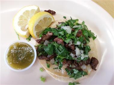 Mini  Taco Image