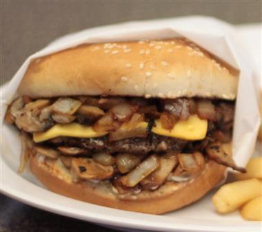 Hawaiian Burger Image