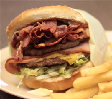 Godzilla Burger Image