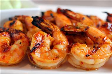 Shrimp (5 pc.) Dinner Image